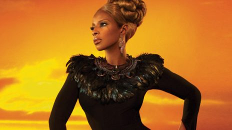 Mary J. Blige Announces 'The Strength Of A Woman Tour'