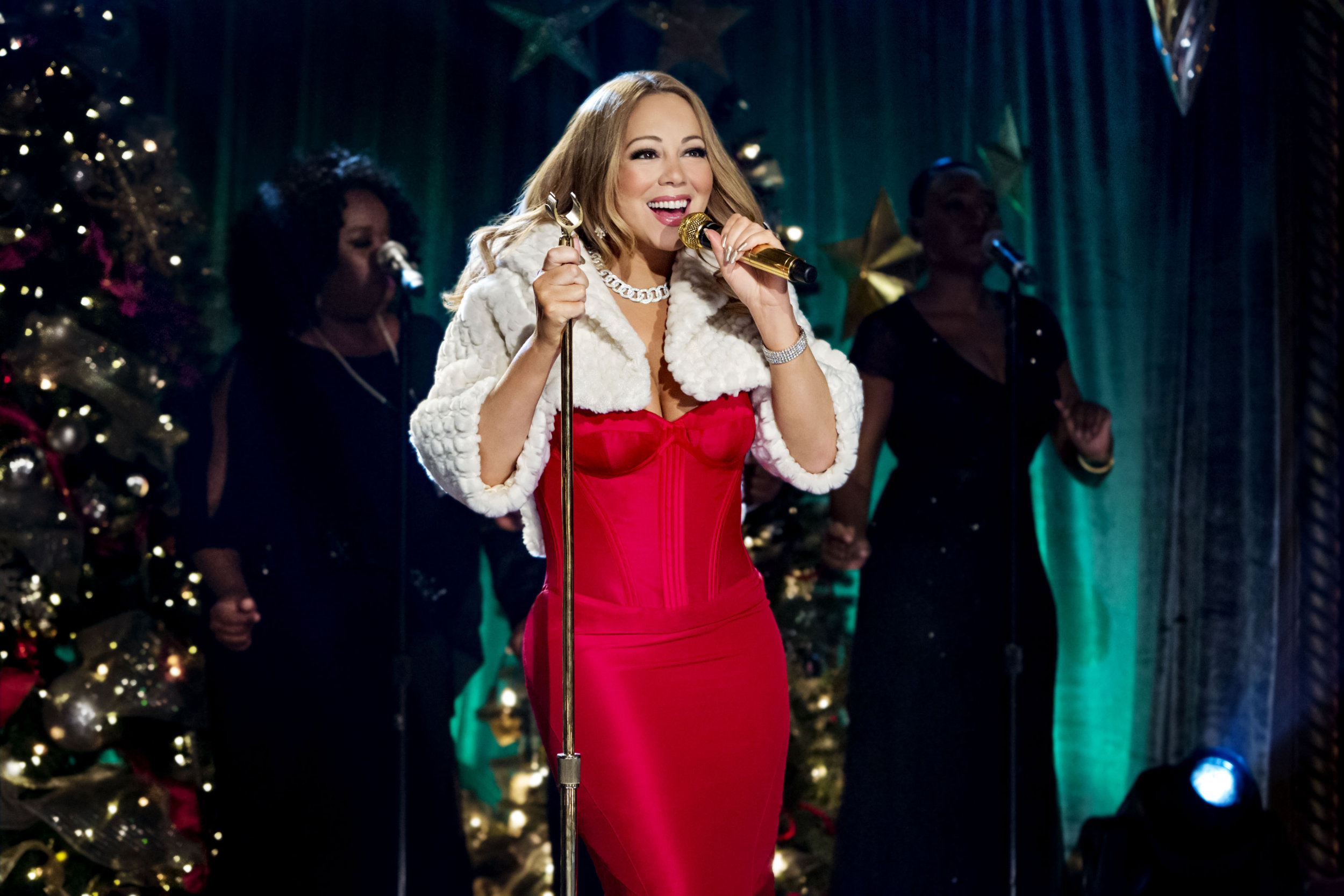 Mariah Carey Announces 'All I Want For Christmas Tour' US Dates ...