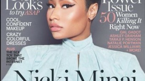 Nicki Minaj Covers 'Marie Claire' / Stars In Hilarious Behind The Scenes Feature