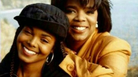 Retro Rewind: Oprah Winfrey Teaches Janet Jackson A Life Lesson