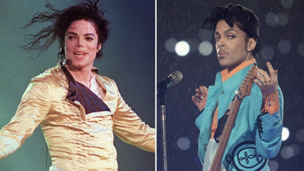 Michael Jackson Tops Prince Amp David Bowie On Music S Quot Top