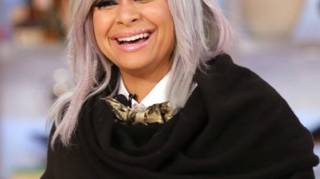 Raven-Symone Leaves 'The View' / Readying 'That's So Raven' Reboot