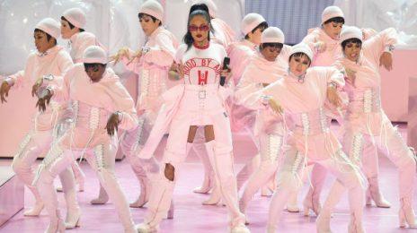 'ANTI': Samsung Leak Reveals Rihanna Album's Original Due Date