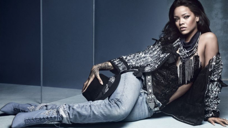 Rihanna's 'Love on the Brain' Rises On Rhythmic Radio