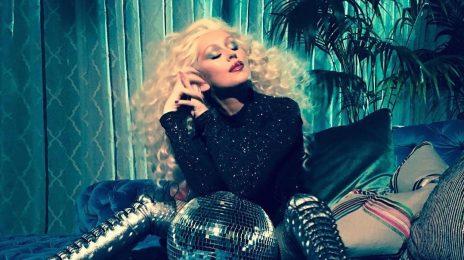 That Grape Juice A&R: Christina Aguilera's Eighth Studio Album