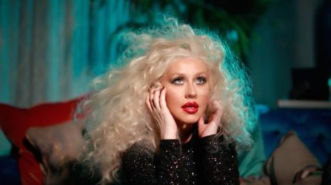 New Video: Christina Aguilera - 'Telepathy'