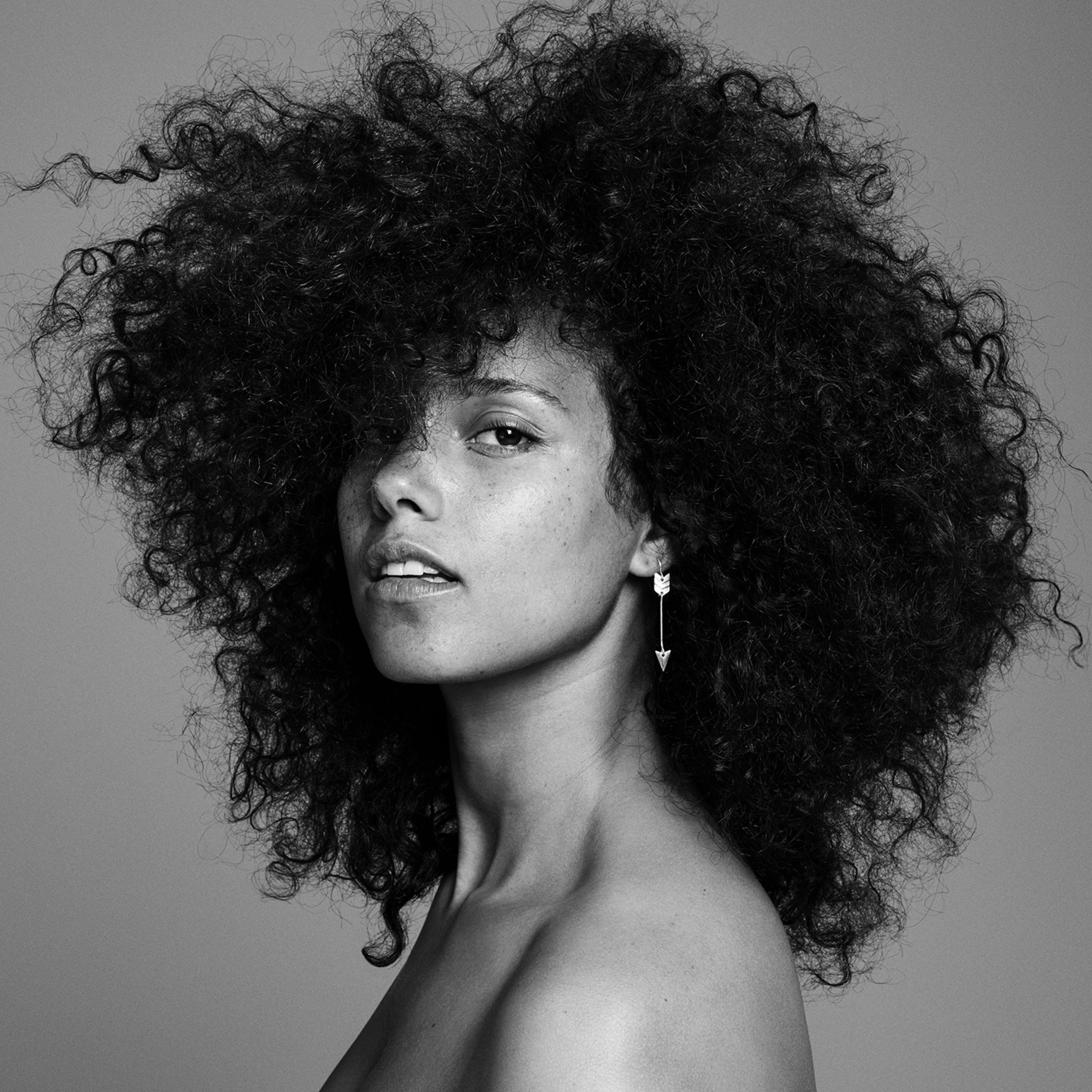 The Numbers Are In! Alicia Keys' 'HERE' Sold... - That ... Alicia Keys