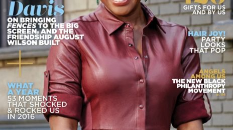 Viola Davis & Denzel Washington Cover ESSENCE's Holiday Issue