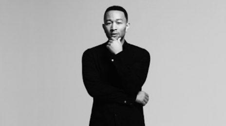 New Song: John Legend - 'Penthouse Floor (ft. Chance The Rapper)'
