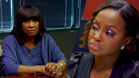 RHOA: Phaedra Parks Claps Back At Mama Joyce