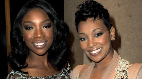Brandy Claps Back At Monica Fans For Slamming Her Mom