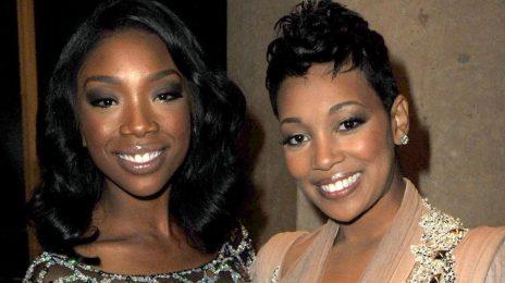 Brandy Claps Back At Monica Fans For Slamming Her Mom