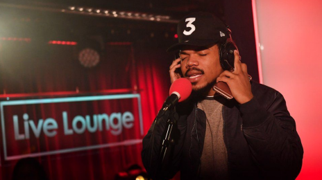 Chance The Rapper Hits 'The Live Lounge' With Drake Cover & More