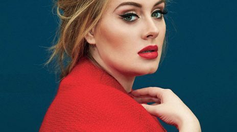 Adele Begins Work On New Album