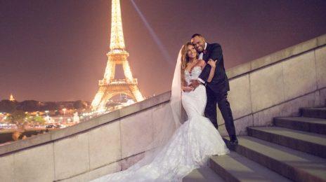 Adrienne Bailon Marries Israel Houghton