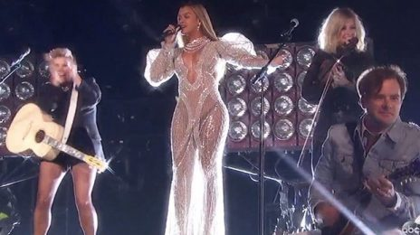 Watch: Beyonce Performs 'Daddy Lessons' With The Dixie Chicks At 2016 CMA Awards