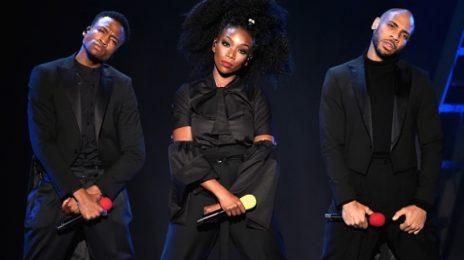 Hot Shots: 2016 Soul Train Awards [ft. Brandy, Tamar Braxton, Jill Scott, & Many More]