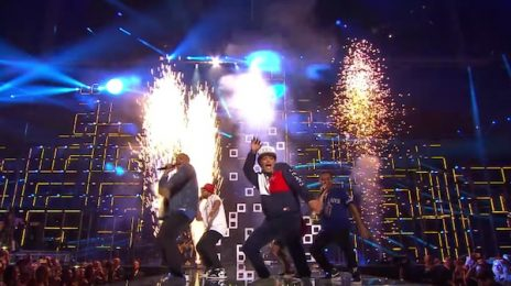 Watch: Bruno Mars Blazes 2016 MTV EMAs With '24k Magic'