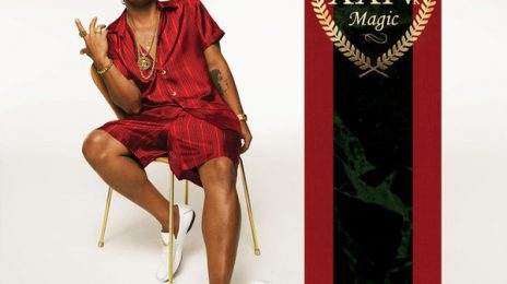 The Numbers Are In! Bruno Mars' '24k Magic' Album Sold...
