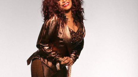 New Song: Chaka Khan - 'Hello Happiness'