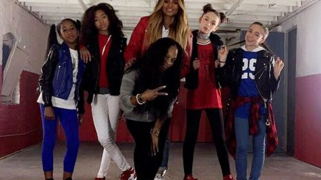Hot Shots: Ciara Shoots Dance Visual
