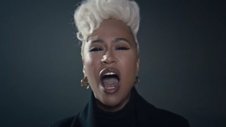 New Video: Emeli Sande - 'Breathing Under Water'