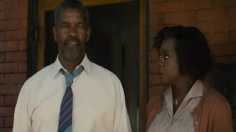 Extended Movie Trailer: 'Fences' [Starring Denzel Washington & Viola Davis]