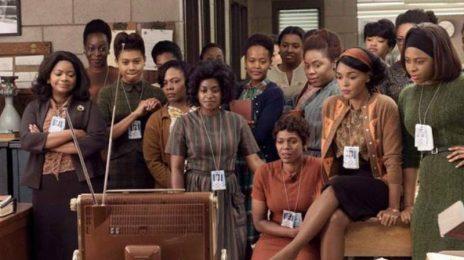 'Hidden Figures' Unlocks Brand Spanking New Trailer