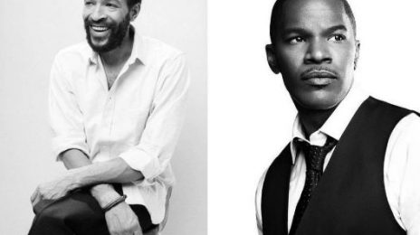 Report:  Jamie Foxx To Produce Marvin Gaye Biopic Series