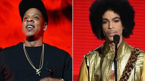 Jay Z's Company Sued By Prince's Estate Over Streaming Rights