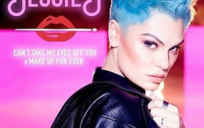 Hot Shot:  Jessie J Teases New Single 'Can't Take My Eyes Off You'