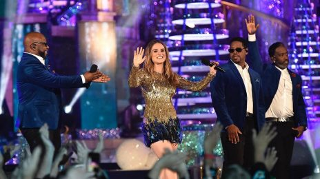 Watch: JoJo Soars At Disney Holiday Special With Boyz II Men