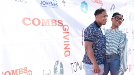 Hot Shots: Justin Combs Launches The 'Combsgiving Festival'