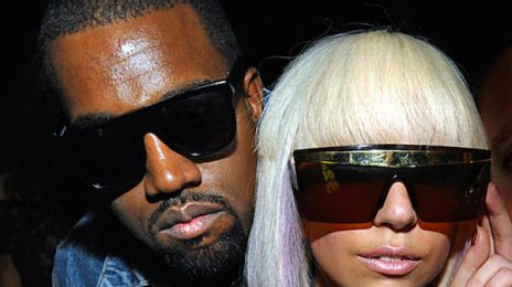 "Lady Gaga Supports Kanye West After ""Psychiatric Emergency"""