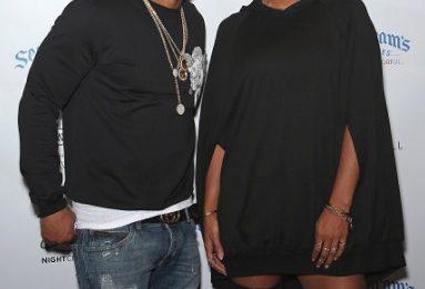 Hot Shots: Kelly Rowland & Nelly Reunite In Las Vegas