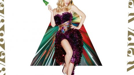Stream: Kylie Minogue - 'Kylie Christmas: Snow Queen Edition'