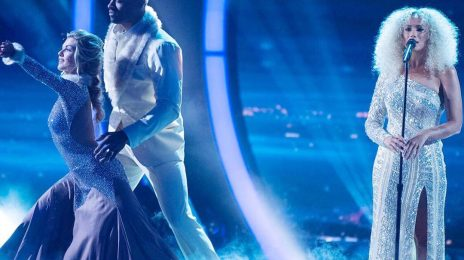 Leona Lewis Marvels With 'Memory' On 'Dancing With The Stars'