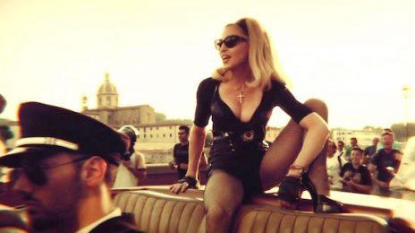 Hot Shot: Madonna Shoots Carpool Karaoke