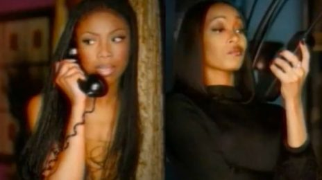 The Fairy Godmother Is Mine: Brandy Disses Monica Over Whitney Houston?
