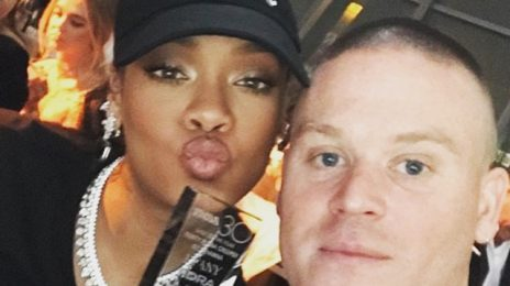 Rihanna & Billy Walsh Win 'Shoe of the Year' Award At The 'FN Achievement Awards'
