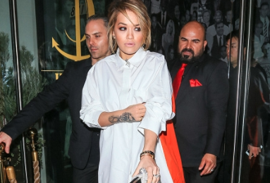 Hot Shots: Rita Ora Turns Heads In Los Angeles