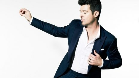 New Song: Robin Thicke - 'One Shot (Ft Juicy J)'