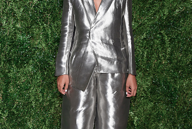 Kelly Rowland, Solange & Justine Skye Hit 'The Vogue Fashion Awards'