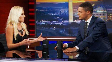 Trevor Noah Grills Staunch Beyonce & 'Black Lives Matter' Critic Tomi Lahren