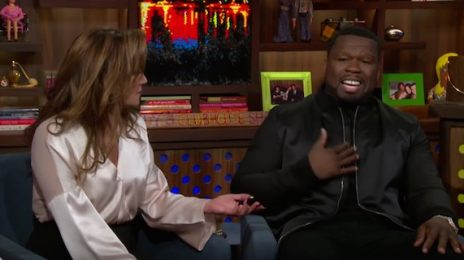 Watch: 50 Cent Addresses Vivica Fox Gay Rumors