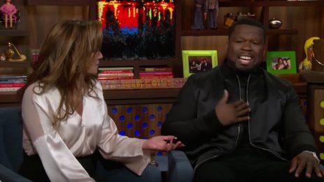 Watch: 50 Cent Addresses Vivica Fox Gay Rumors