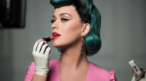 Katy Perry Endorses 'Black Lives Matter'