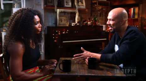 Watch: Serena Williams' & Common's 'Undefeated In-Depth (Full Interview)'