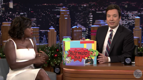 Viola Davis Takes 'Fences' To 'The Tonight Show'