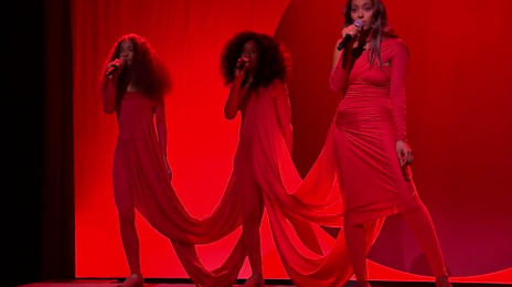 Watch:  Solange Rocks 'Fallon' With 'Weary' & 'Rise'